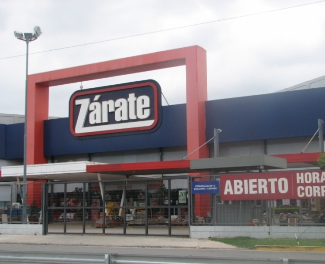 Zarate - Materiales de Construccion